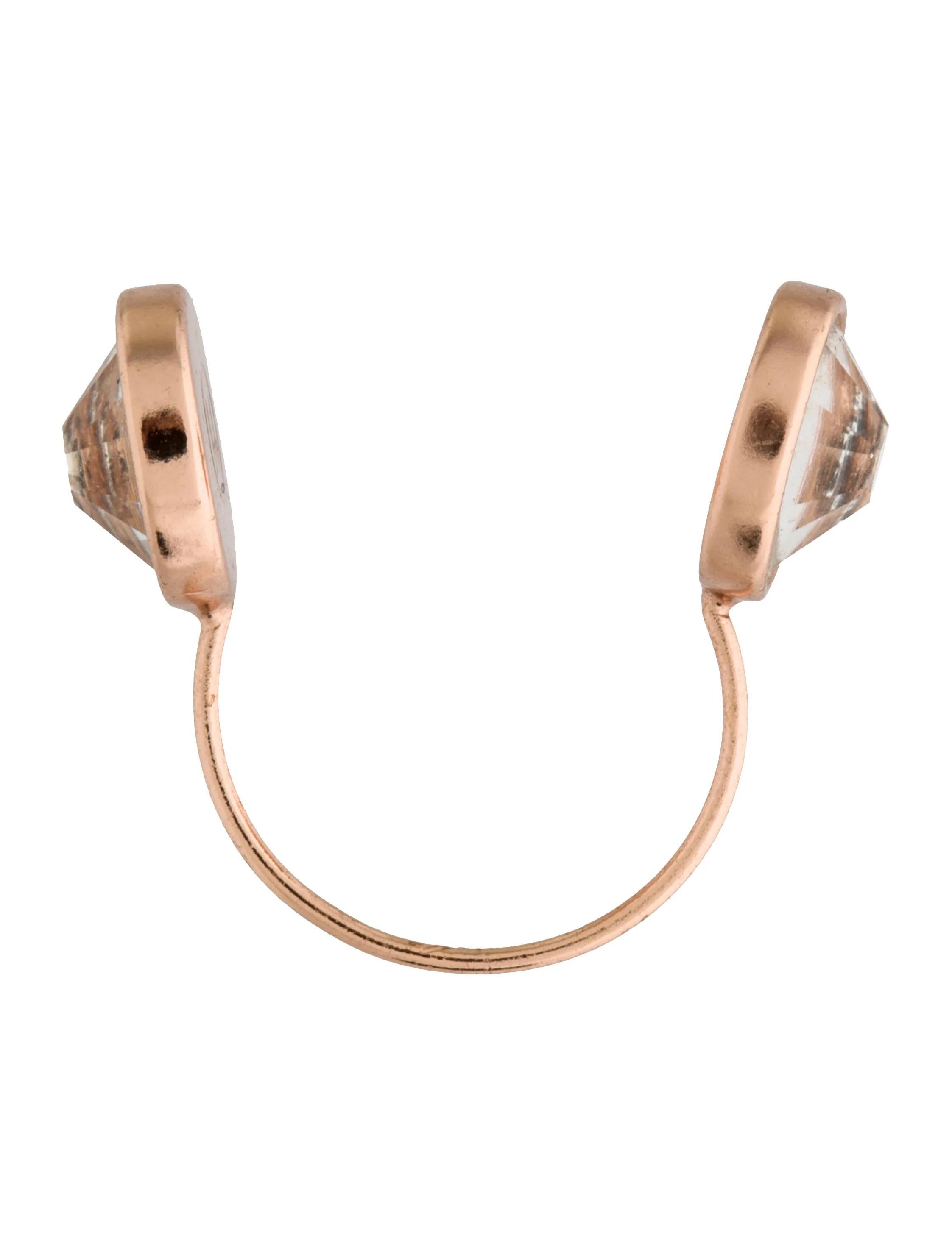 Maison Margiela Fine Nose Bridge Ring - Body Jewelry ...