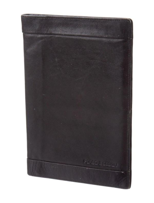Porsche Design Leather Passport Holder - Accessories