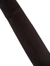 Prada Silk Skinny Tie - Suiting Accessories - PRA156550 ...