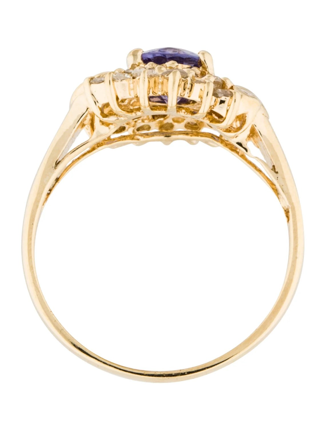Image Result For Diamondrings With Baguettes