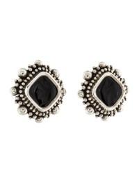 Stephen Dweck Cameo Clip-On Earrings - Earrings - STD21948 ...