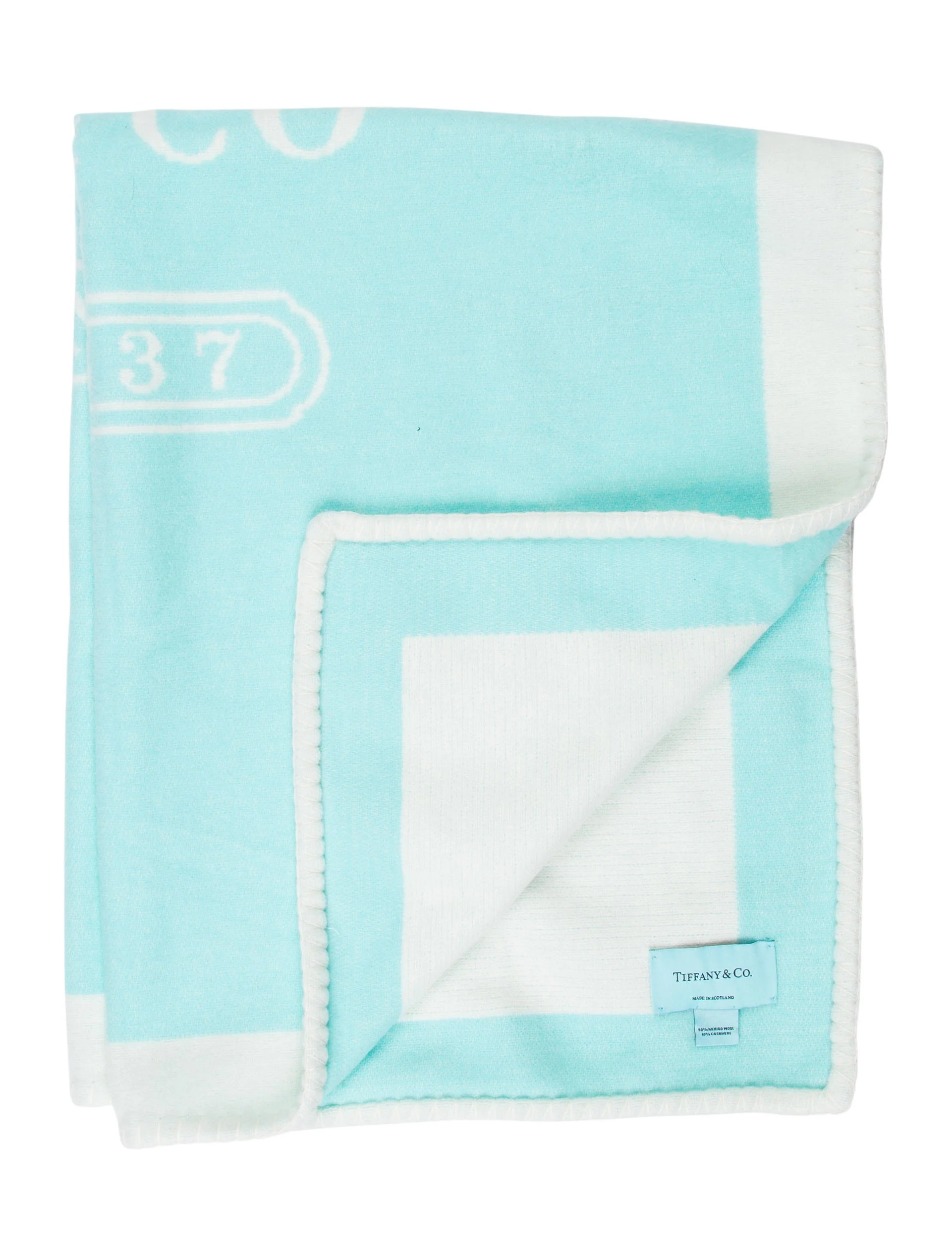 Tiffany And Co.baby : tiffany, co.baby, Tiffany, Cashmere, Blanket, Furniture, Accessories, TIF88346, RealReal