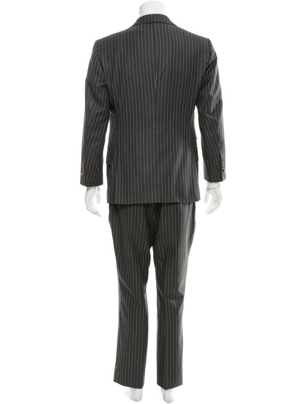 Tom Ford Pinstripe Suit Men