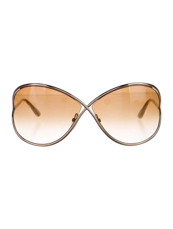 Tom Ford Miranda Butterfly Sunglasses - Accessories