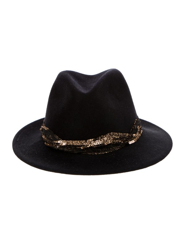 Eugenia Kim Embellished Felt Hat - Accessories Weu21001