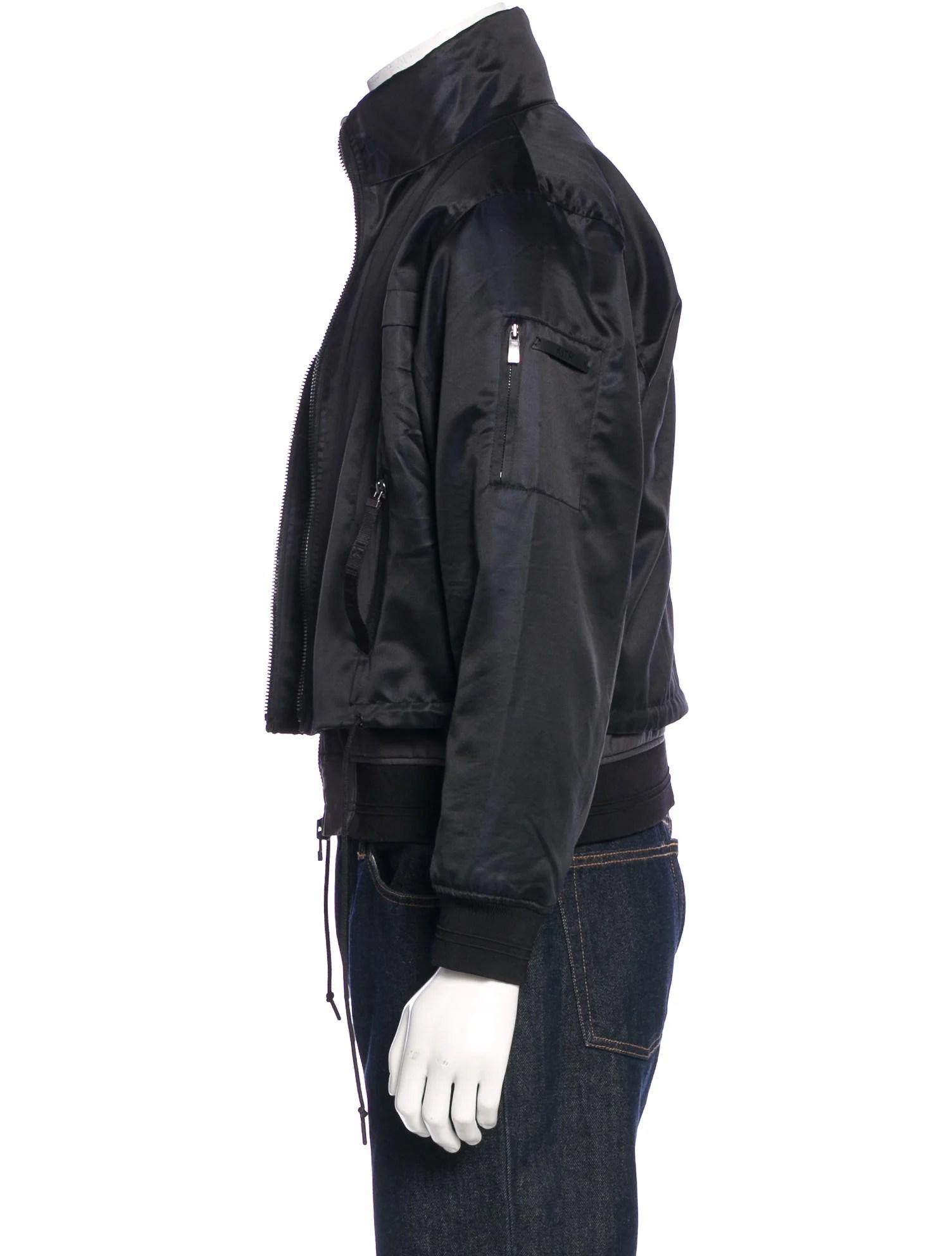 Kith NYC Layered Convertible Jacket - Clothing - WKTIG20001   The RealReal