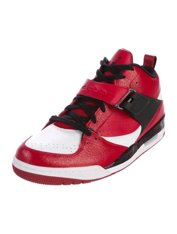 Air Jordan Flight 45 High Tops Shoes