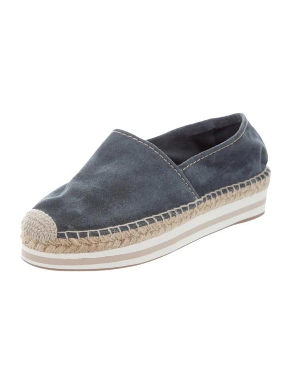Prada Sport Suede Slip- Sneakers - Shoes Wpr44059