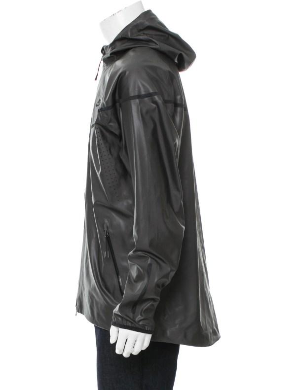 Nike Reflective Windbreaker Jacket - Clothing Wu221245 Realreal