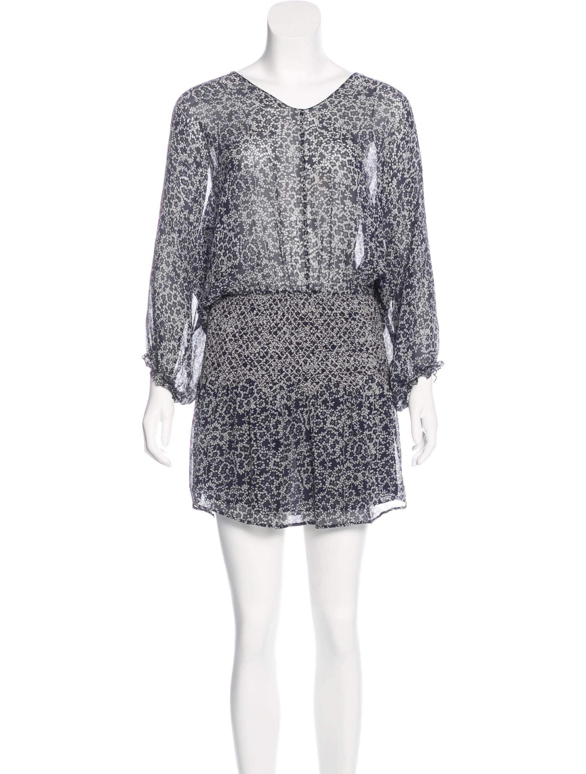 Ulla Johnson Silk Printed Dress Clothing WUL23641