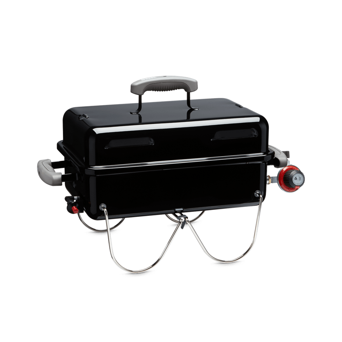 Go-Anywhere Gas Grill View