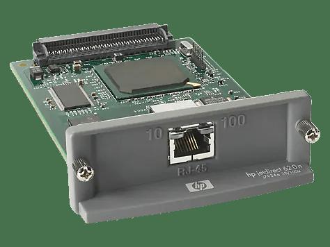 Servidor de Impressão Fast Ethernet HP Jetdirect 620n