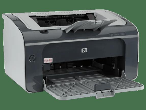 HP LaserJet Pro P1106 Printer(CE653A)| HP® India