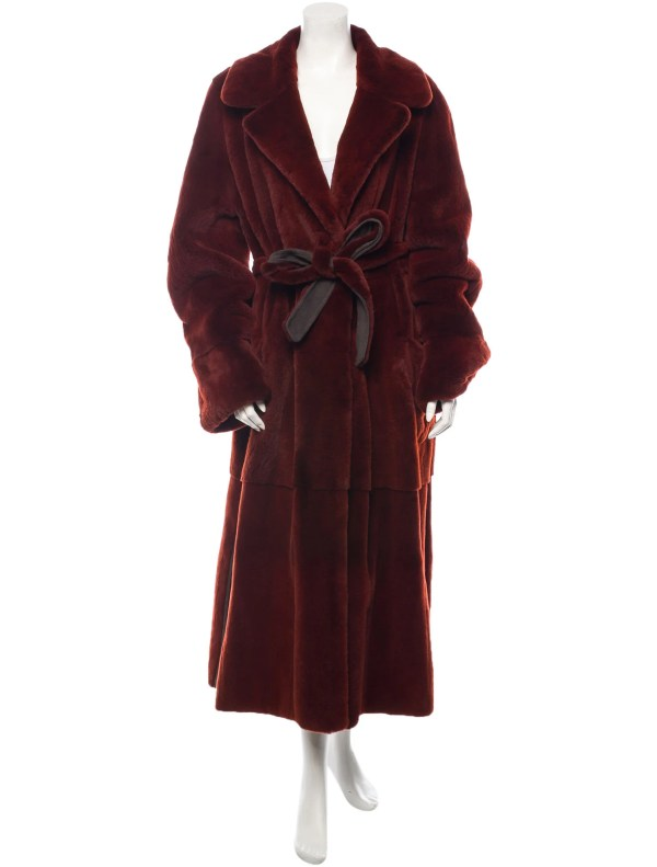 Sheared Mink Coat - Clothing Fur20178 Realreal