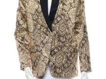 By Malene Birger Brocade Jacket w/ Tags - Outerwear - WMB20208 | The RealReal