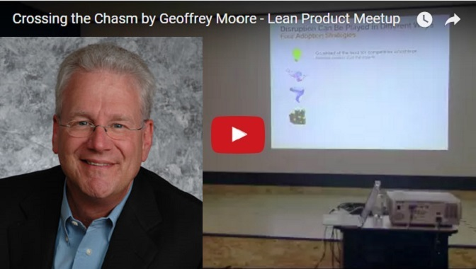 Lean Product Geoffrey Moore