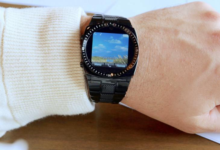 New Epic Smartwatch Kickstarter Looking For Pebble Success