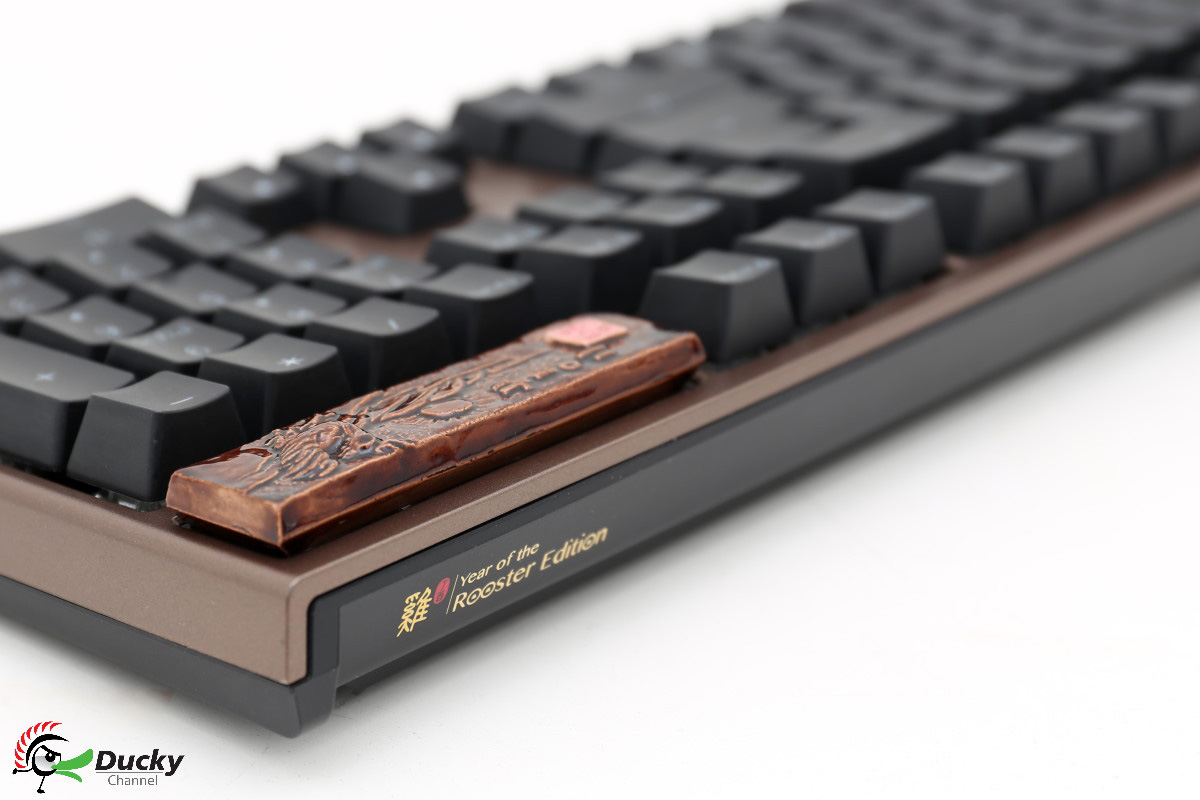 Ducky Year of The Rooster Limited Edition  GEARVNCOM