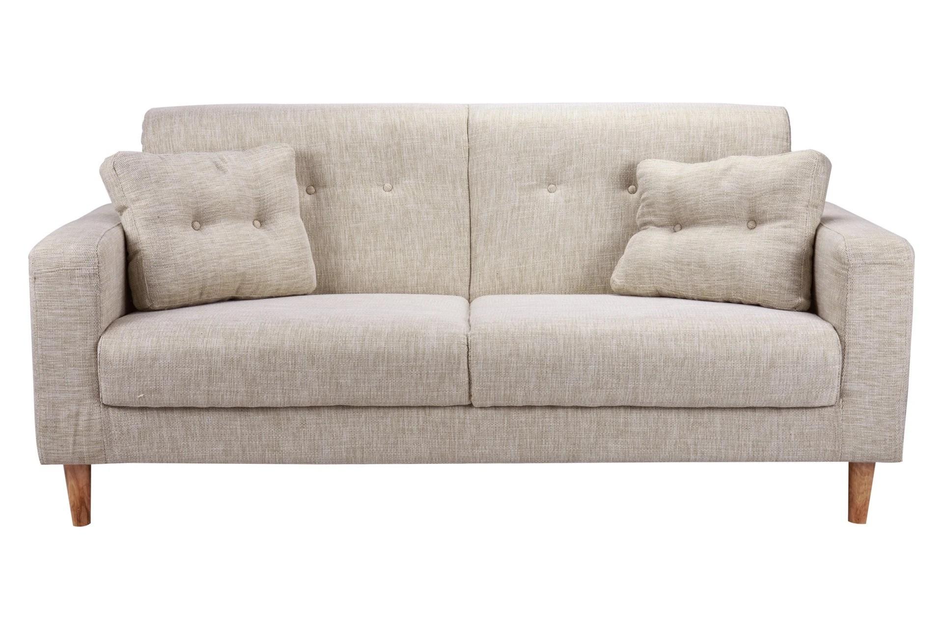 moods 3 seater leather sofa bed velvet dark grey lars  chuyên cung cấp đồ nội thất cao