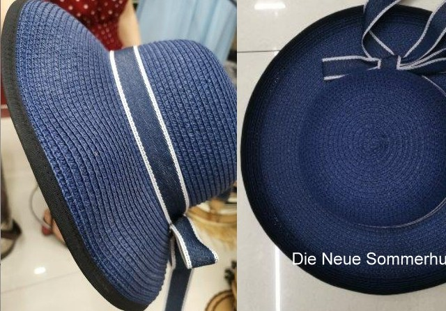 Die Neue Sommerhut Kollektion – Summer Hats new ( Not USA)