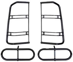 Land Rover Front & Rear Lamp Guards