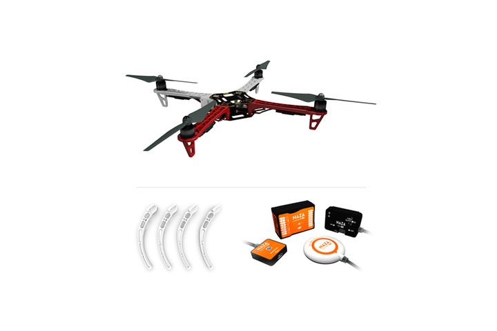 drone dji f450 arf kit-naza-m v2
