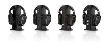 Sennheiser HD Rechargeable Wireless Headphones