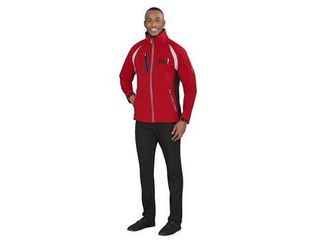 ELE-4020 Elevate Katavi Mens Softshell Jacket