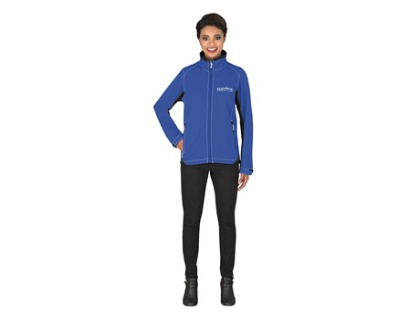 ELE-4023 Elevate Iberico Ladies Softshell Jacket