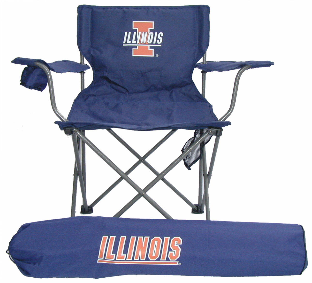 Tailgate Chairs Illinois Fighting Illini Ultimate Tailgate Chair