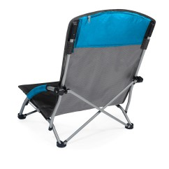Portable Picnic Chair Retro Dining Chairs Nz Time Tranquility Beach Waves