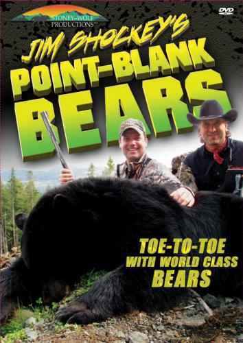 Stoney Wolf Jim Shockeys Point Blank Bears DVD