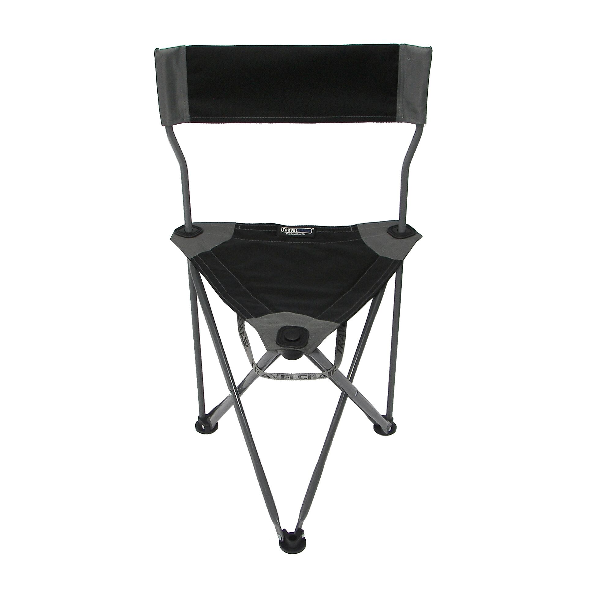 travel chair big bubba high back recliner chairs ultimate slacker 2 folding black