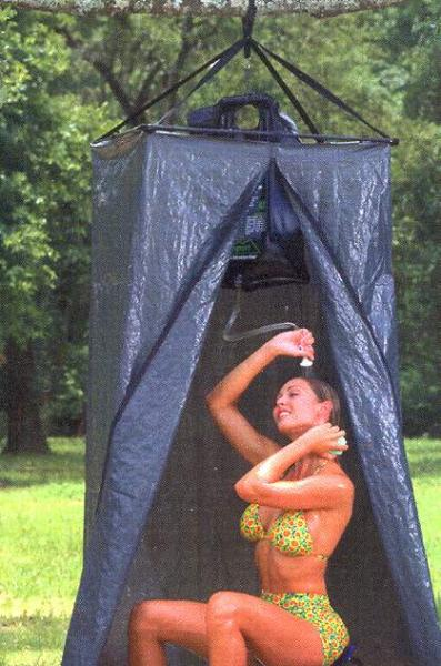 Texsport Privacy Shelter with Shower