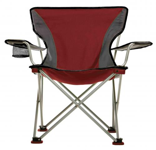Travel Chair New RedCool Gray Easy Rider