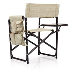 Picnic Time Folding Chair Antique Morris Rocker Recliner Botanica Sports Camping