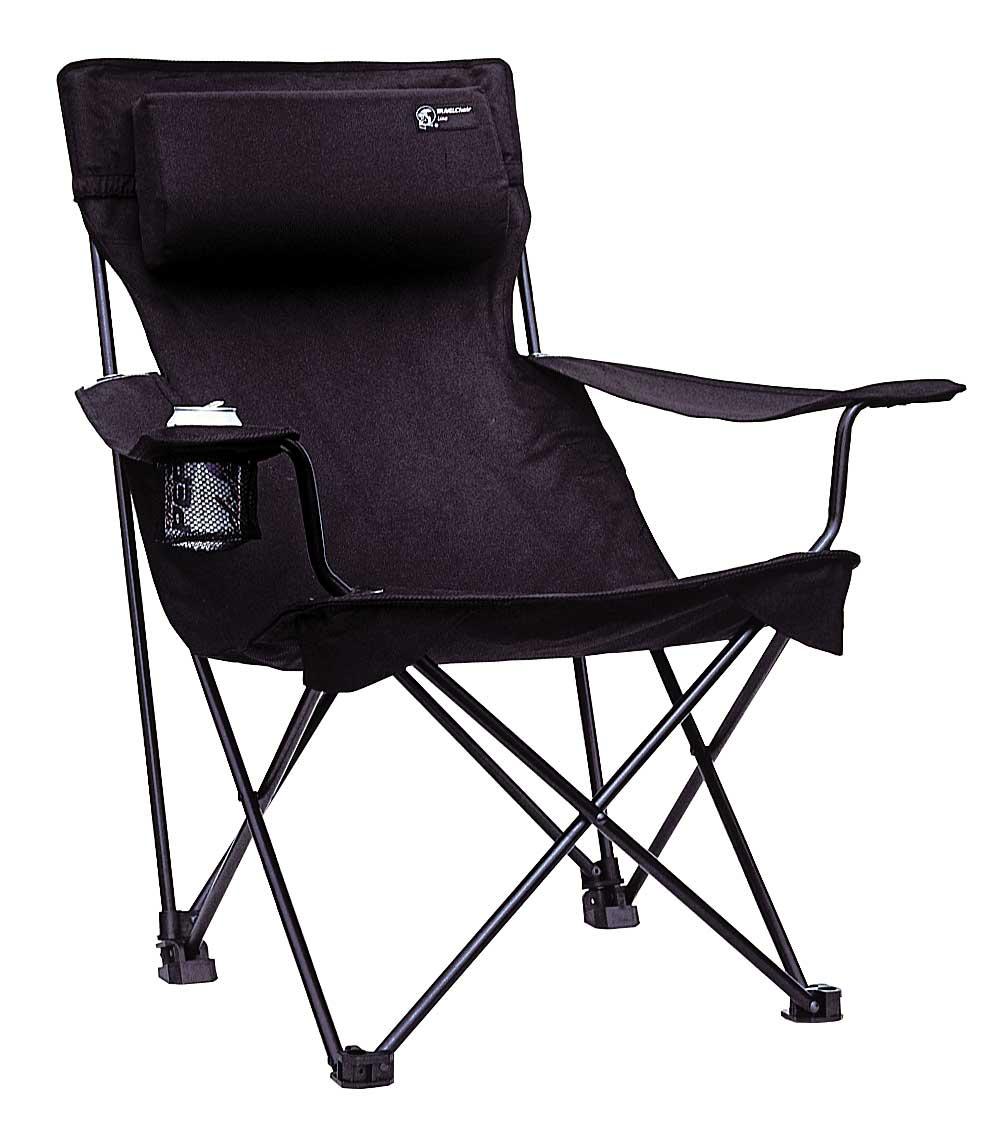 travel chair big bubba chiavari chairs wedding reception chair, black