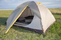 Browning Camping Greystone 4 Grey/Gold Tent