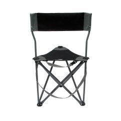 Folding Chair Travel Vintage Leather Desk Ultimate Slacker 2 Black