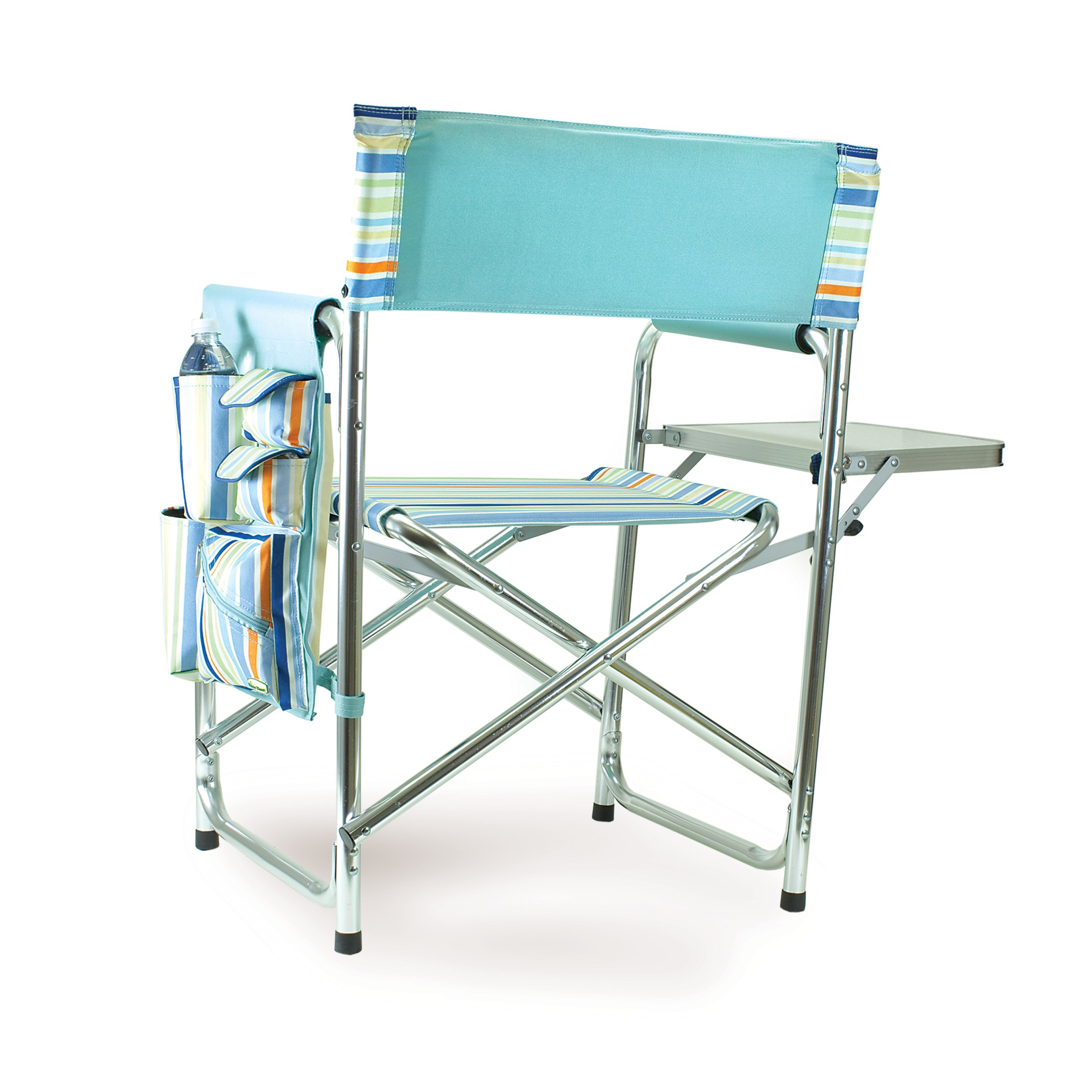 Picnic Chair Picnic Time St Tropez Portable Folding Sports Camping Chair