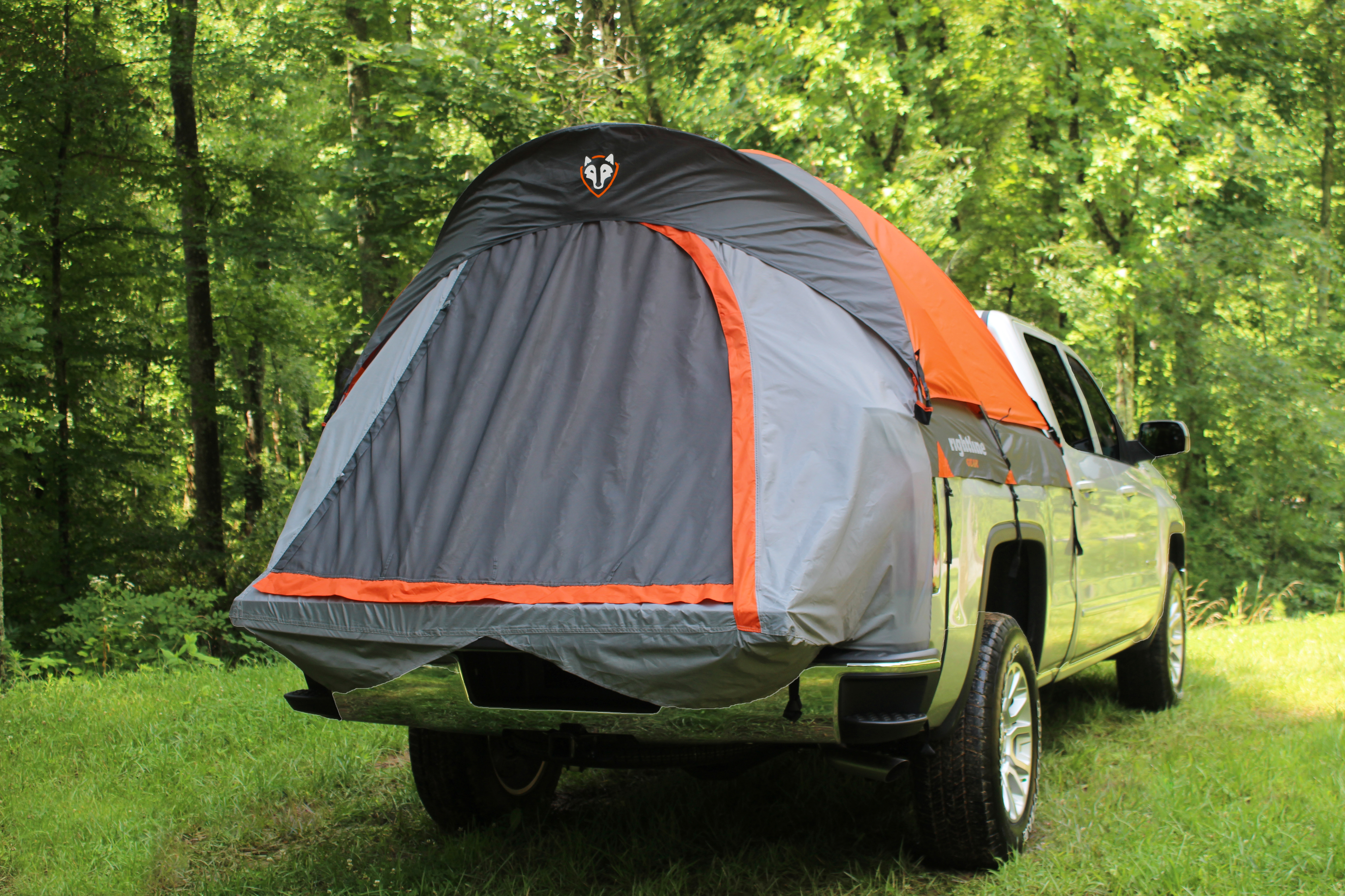 Rightline Gear 110765 Mid Size Short Bed Truck Tent 5