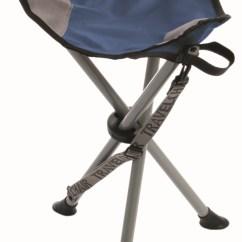 Foldable Chairs Picnic Desk Chair Used Travel Slacker Stool, Blue