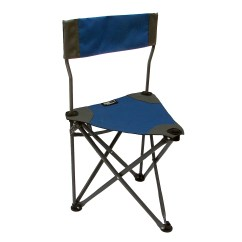 Ice Fishing Lawn Chair Veronica Design By Cate Travel Ultimate Slacker 2 Folding Blue