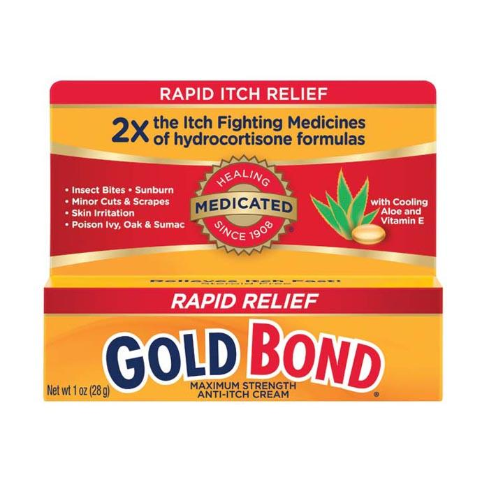 Gold Bond AntiItch Cream