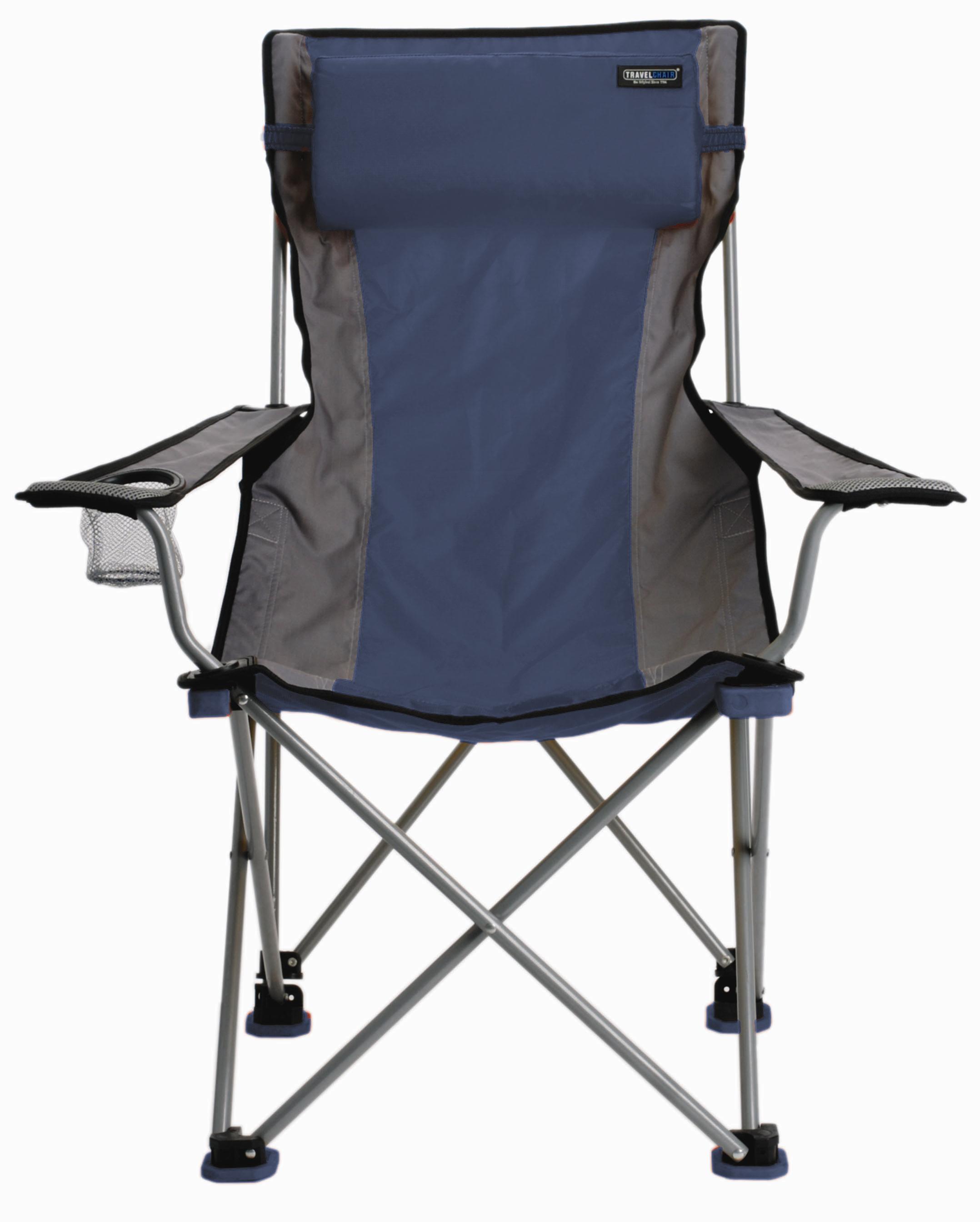 Travel Chair Bubba Outdoor Chair Blue