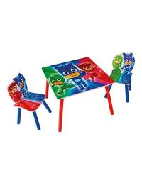 PJ Masks Table & Chairs | Fashion World