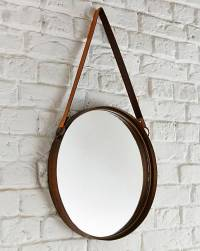 Marston Hanging Mirror | Fifty Plus