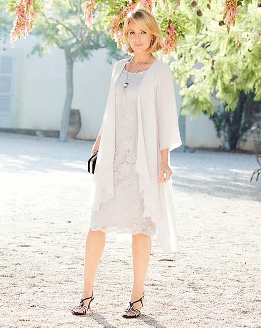 Nightingales Dress And Jacket Marisota