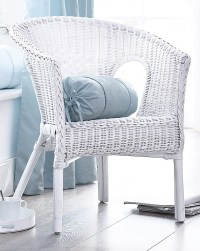 White Rattan Sofa Uk