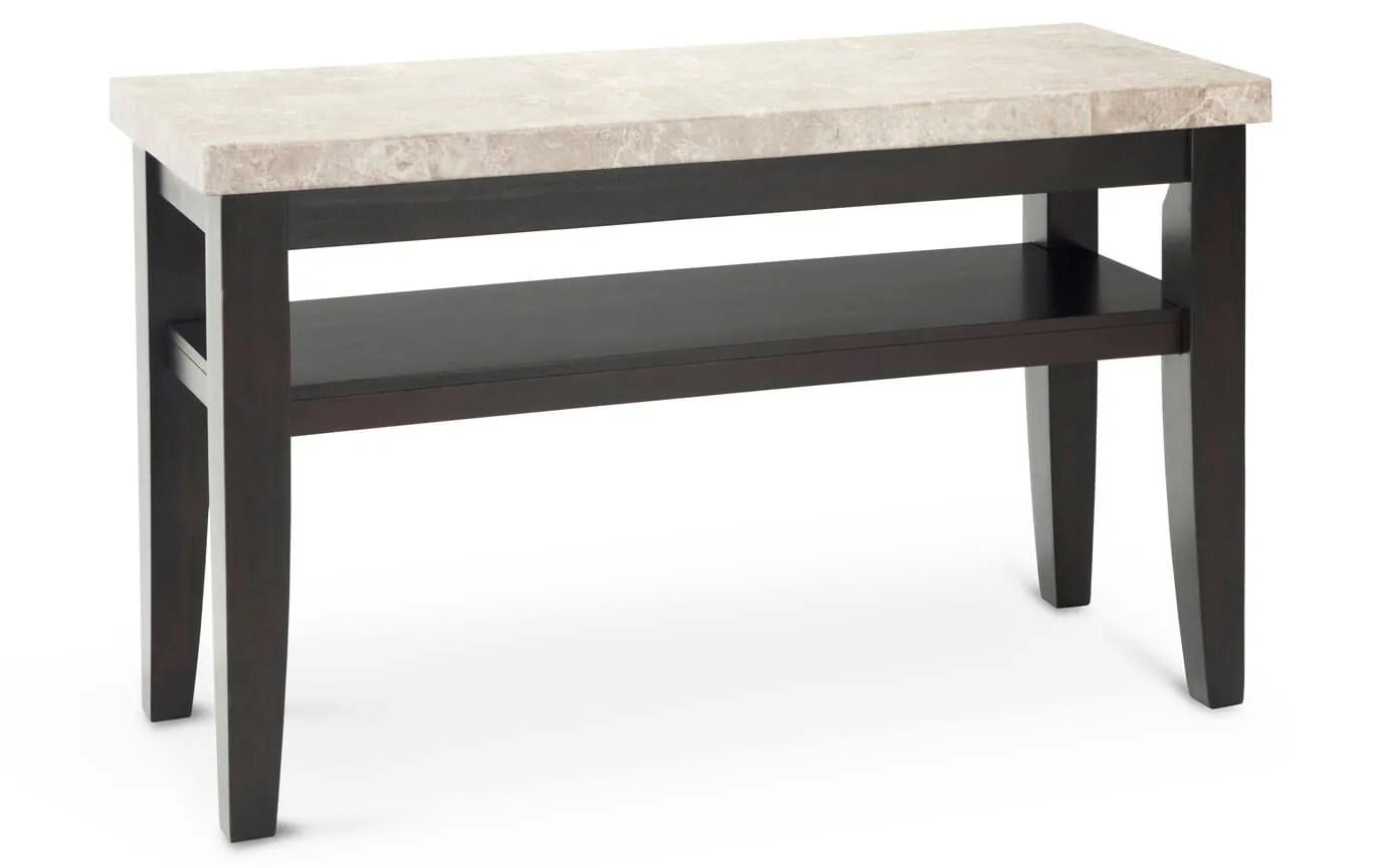 how to make a sofa table top waiting room sofas montibello bobs com gallery slider image 2